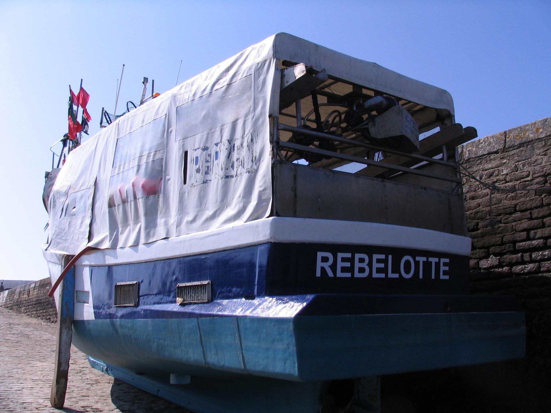 Rebelotte c